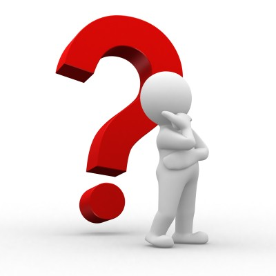 The Question Is What Happened to the Question Mark? - Proof That Blog