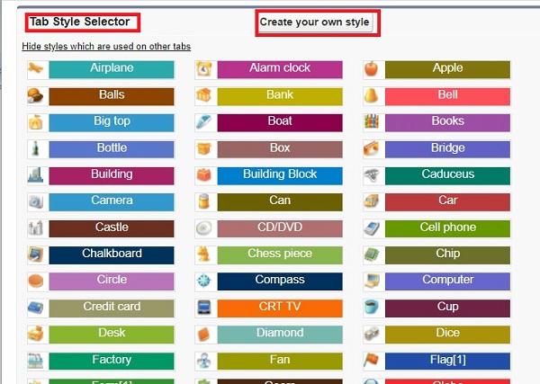 Salesforce Object: Create Custom object